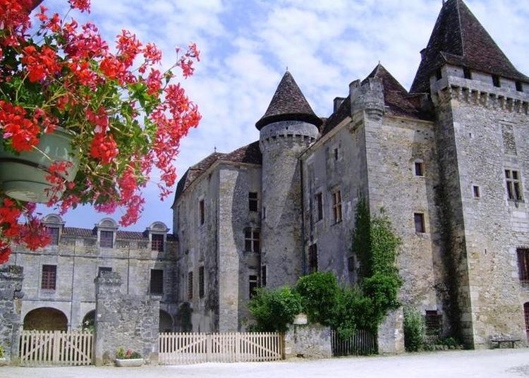 À La Découverte Du Château De La Marthonie à Saint Jean de Cole