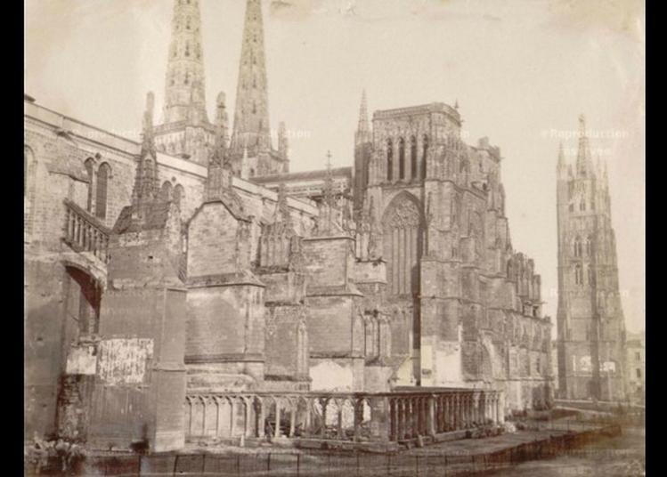 À La Découverte Du Cloître De La Cathédrale Saint-andré à Bordeaux