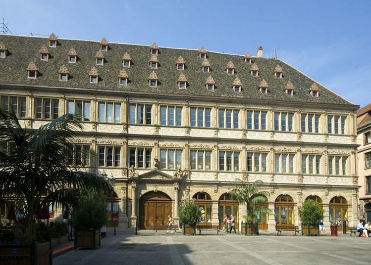 À La Découverte Du Neubau à Strasbourg