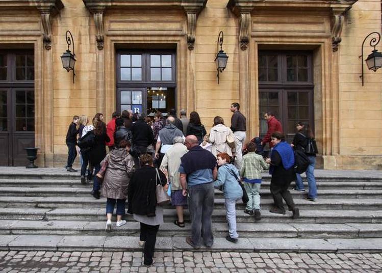 À La Découverte Du Palais De Justice à Metz