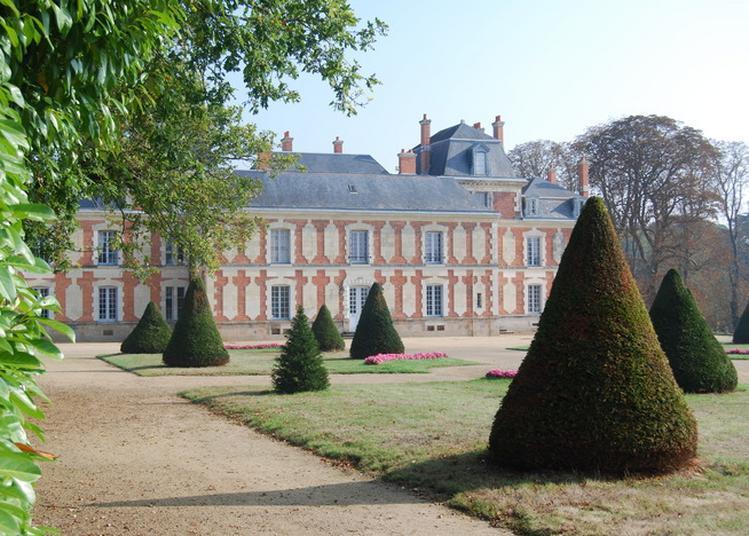 À La Découverte Du Parc Et Des Jardins Du Château De Tournelay. à Les Aubiers
