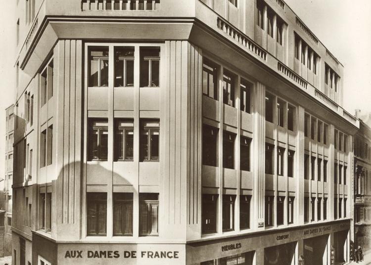 À La Découverte Du Patrimoine Architectural Des Galeries Lafayette à Bordeaux