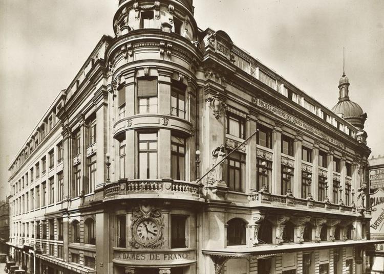 À La Découverte Du Patrimoine Architectural Des Galeries Lafayette De Bordeaux