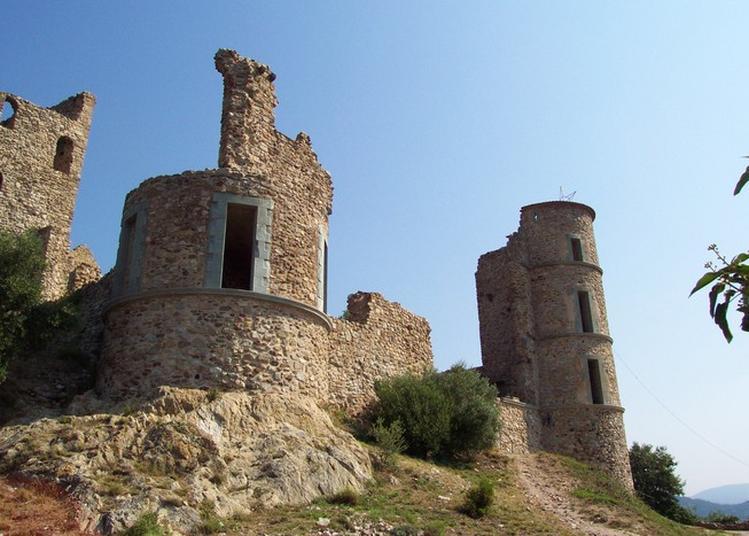 A La Recherche De L'histoire Du Château - Visite Guidée Du Château à Grimaud