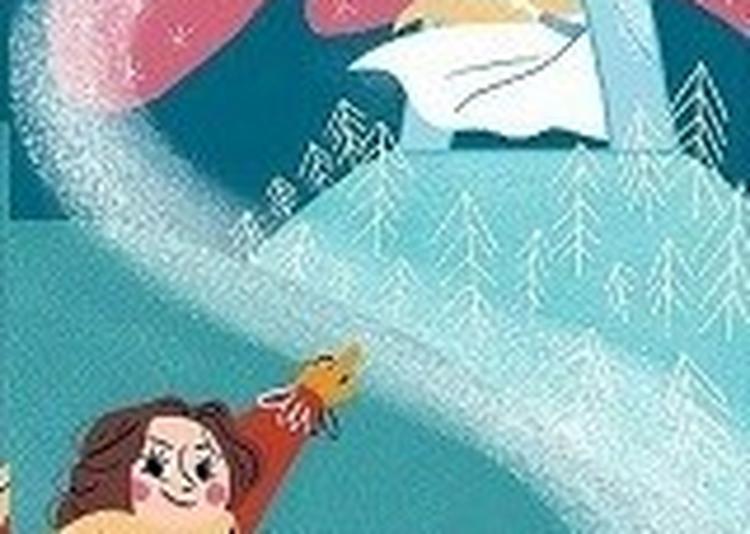 A la recherche de la reine des neiges à Saint Etienne