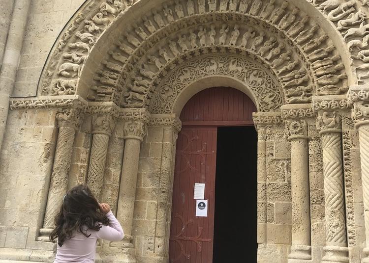 À La Recherche Des Créatures Mystérieuses Du Moyen Âge à Aulnay