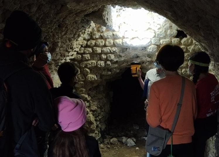 À La Recherche Des Maçons Gallo-romains à Chassenon