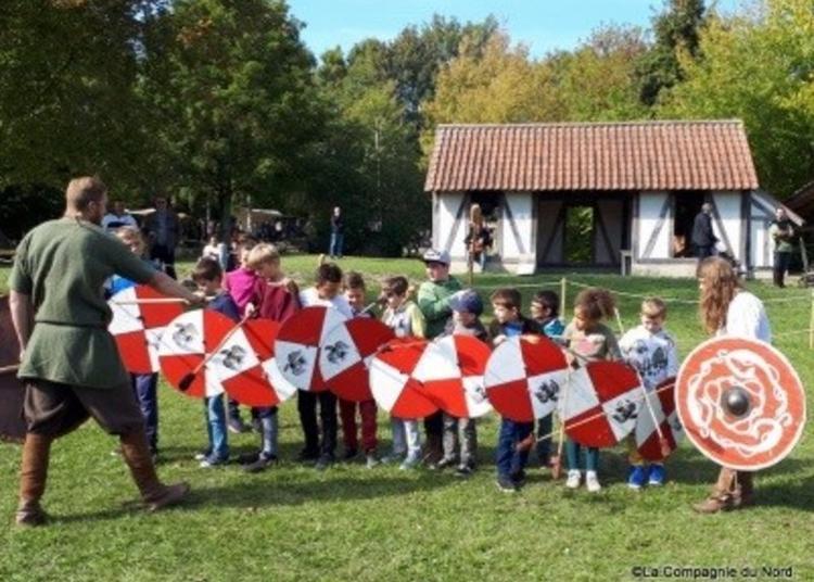 À La Rencontre Des Vikings à Asnapio ! à Villeneuve d'Ascq