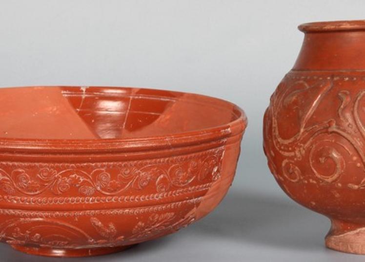 A La Table Des Gallo-romains à Metz