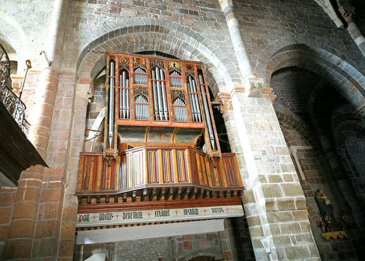 A Orgue Ouvert: Venez Découvrir L'histoire Et Le Mécanisme D'un Des Plus Vieux Orgues De France! à Le Monastier sur Gazeille