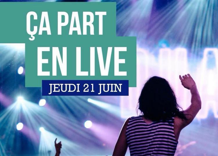 Ça part en live (Fête de la Musique 2018) à Amiens