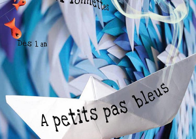 A Petits Pas Bleus à Villeneuve saint Georges