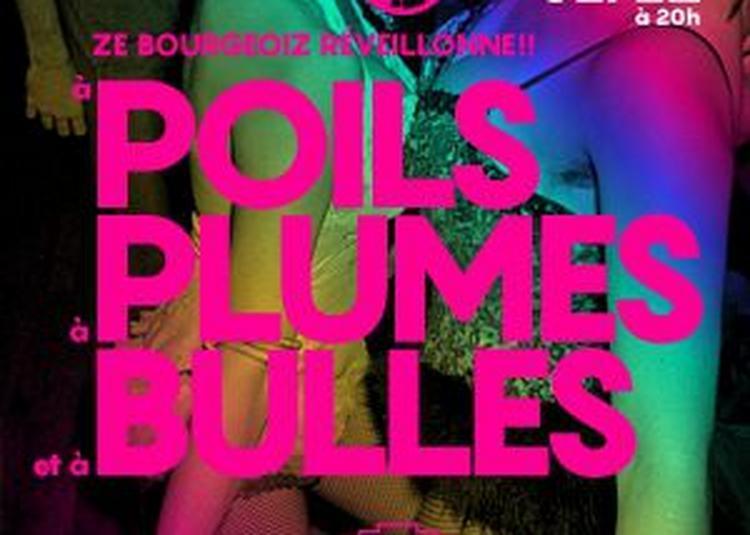 A Poils, À Plumes Et À Bulles à Marseille