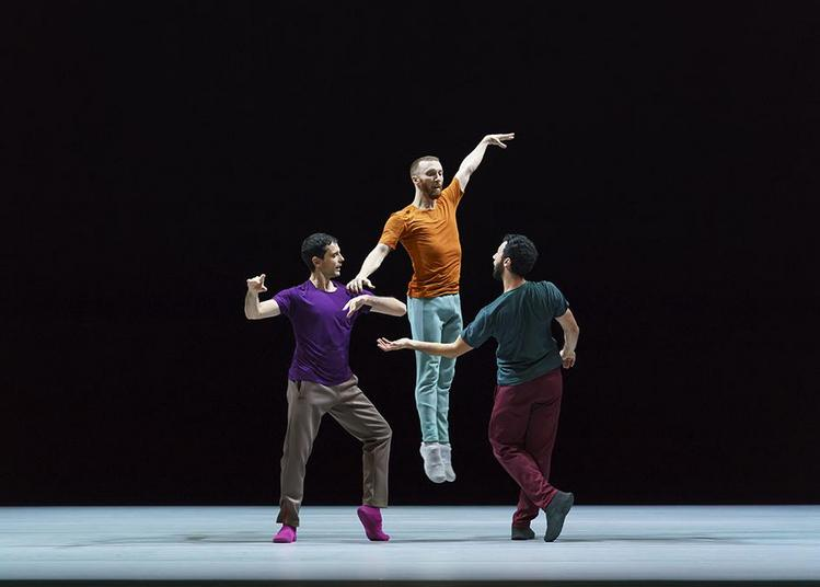 A Quiet Evening of Dance - William Forsythe à Rouen