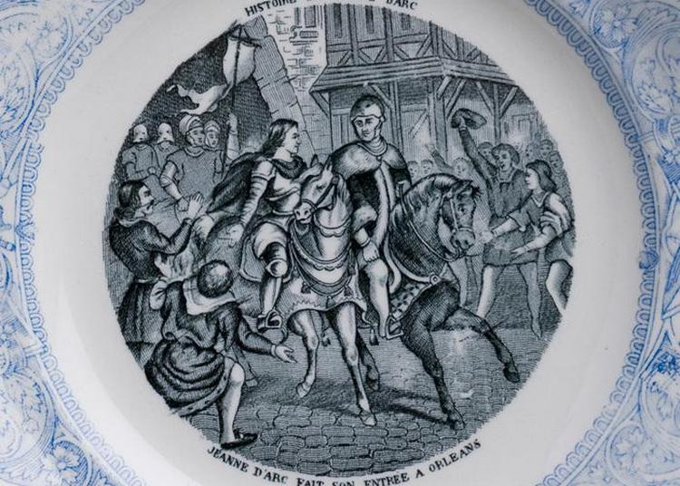 À Table Avec Jeanne D'arc ! à Orléans