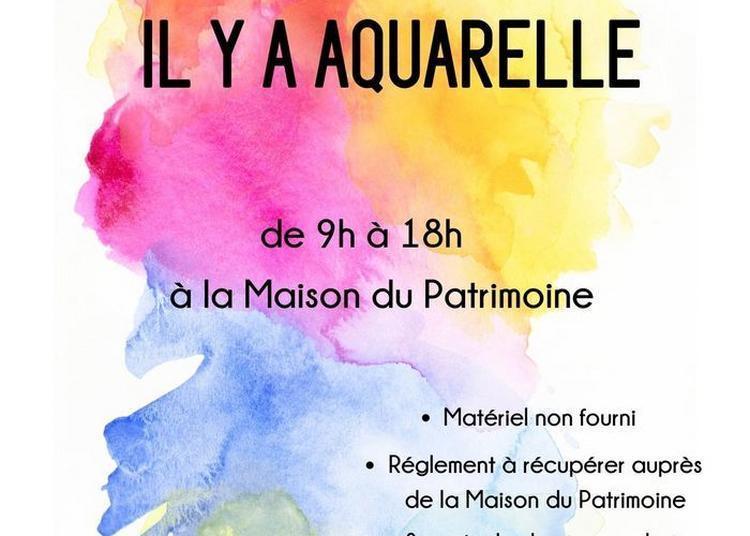 À Vos Pinceaux, Il Y A Aquarelle à Saint Lary Soulan