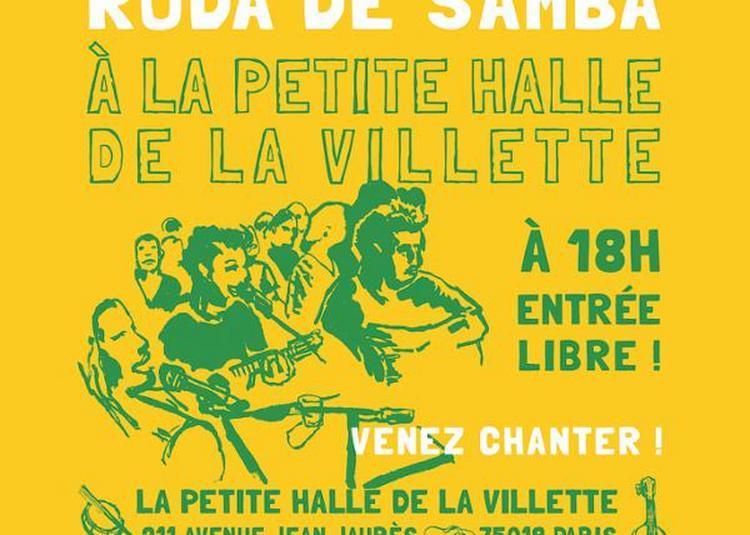 A Voz Do Samba à Paris 19ème