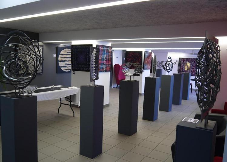 Peintures Et Sculptures De L'artiste Philippe Lonzi à Saint Cyprien