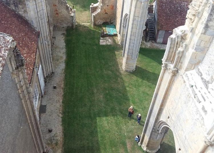 Abbaye Notre-dame De L'epeau à Donzy