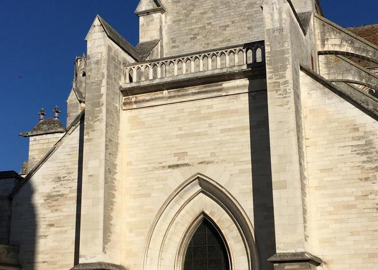 Abbaye Saint-Germain. Visite monastique les mercredis et dimanches. à Auxerre