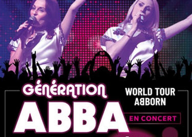 Abborn Generation Abba à Amneville