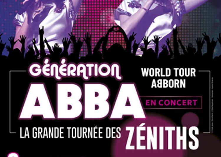 Abborn Generation Abba à Dieppe