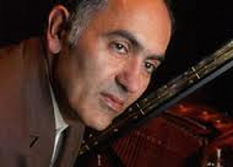 Masterclass Abdel Rahman El Bacha à Paris 17ème