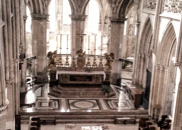 Abécédaire Symbolique Des Sonorités De L'orgue à Caen