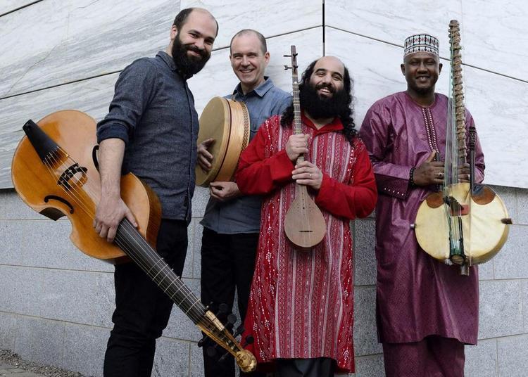 Ablaye Cissoko & Le Trio Constantinople à Digne les Bains