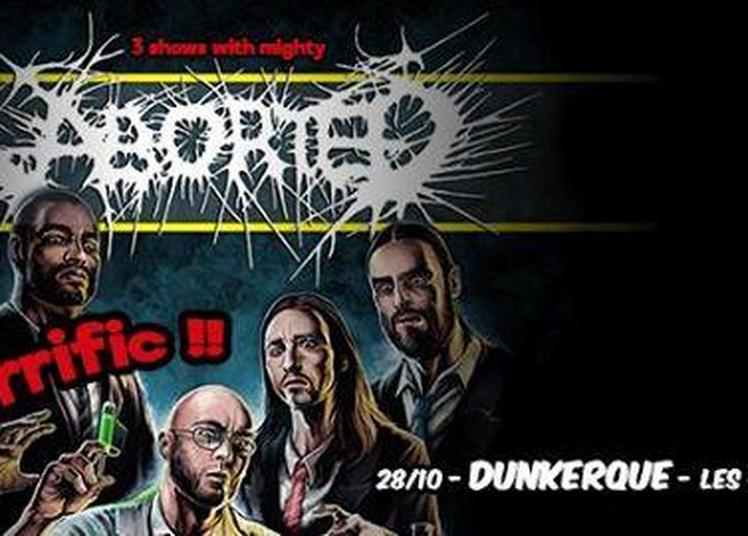 Aborted + guest [Metal] à Dunkerque