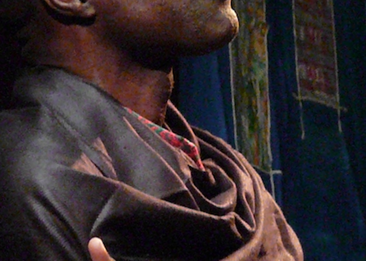 Abou Fall Afro Sicot Blues musiques et contes africains à Grenoble