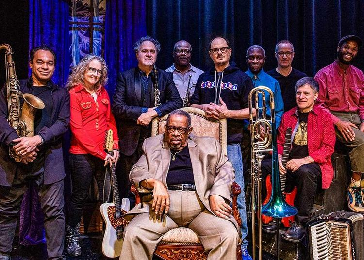 Abraham Inc Featuring David Krakauer / Fred Wesley / Socalled : Together We Stand à Savigny le Temple