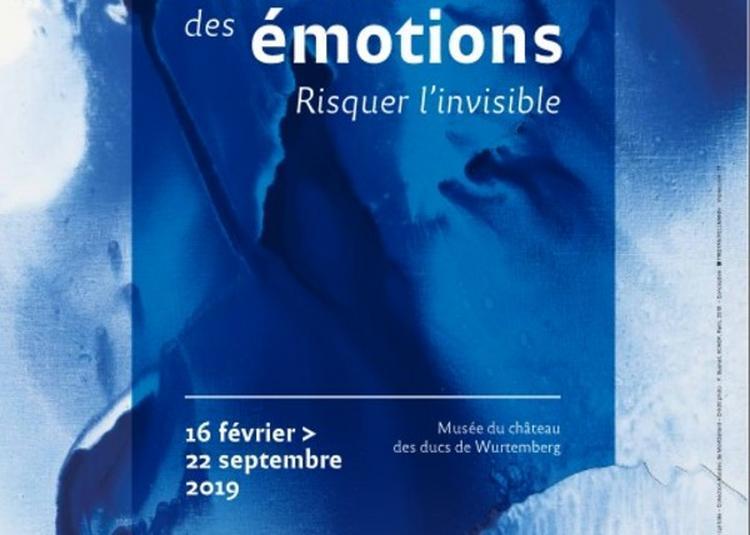 Abstractions Des émotions. Risquer L'invisible. à Montbeliard