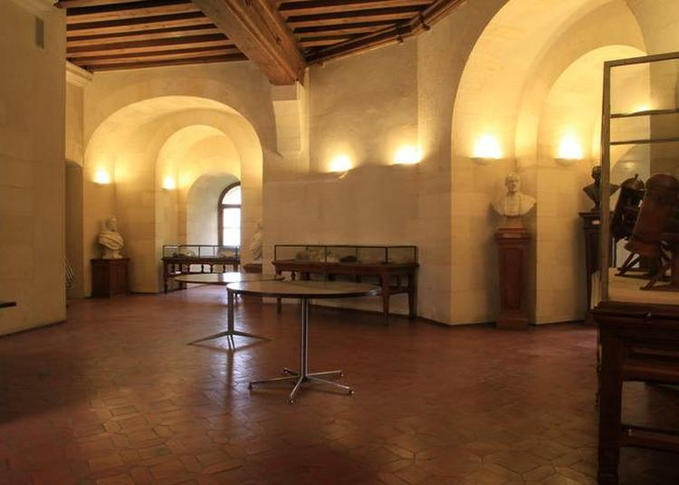 Accès Exceptionnel À La Bibliothèque Du Directeur Et Au Foyer De L'auditorium à Saint Germain en Laye