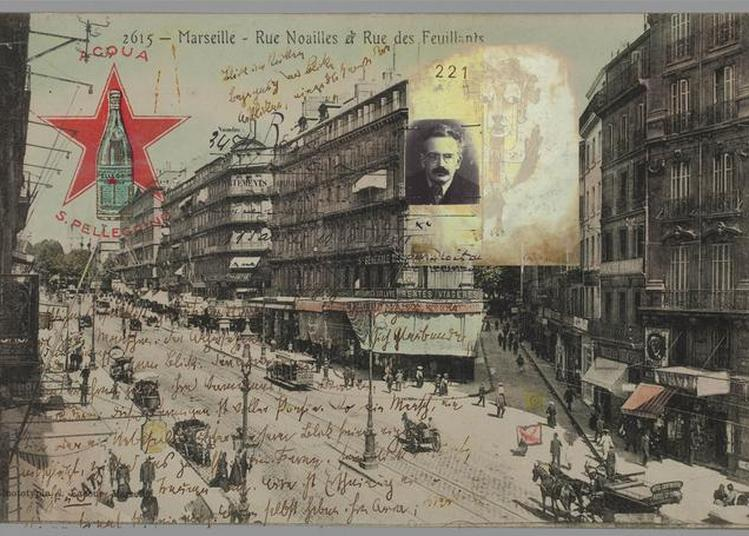 Accès Libre à L'exposition Benjamin Walter à Marseille, L'écran Et La Fumée