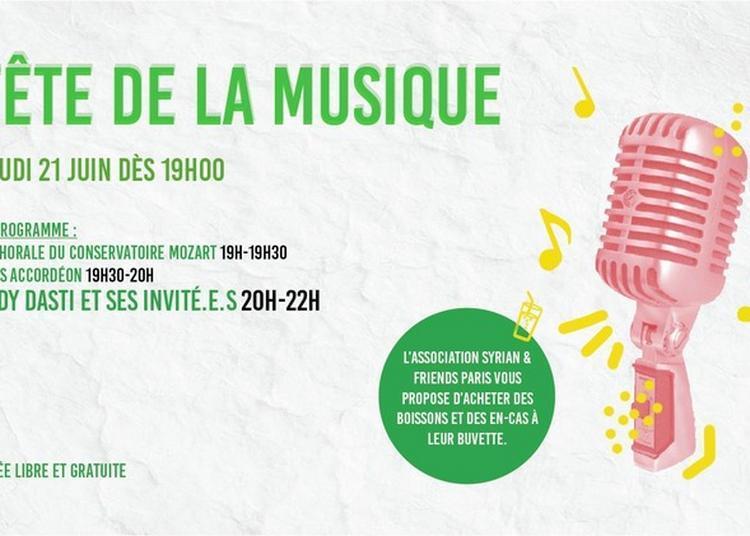 Accordéon Et Reggae En Plein Air à Paris 2ème