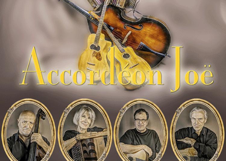 Accordéon Joe jazz swing à Grenoble