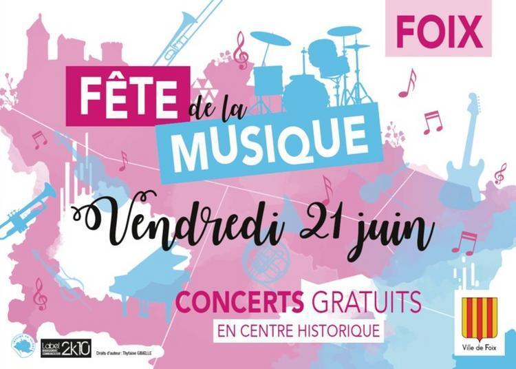 Accordéons // Ecole De Musique De Foix-varilhes // Orchestre A Une No't Rés...