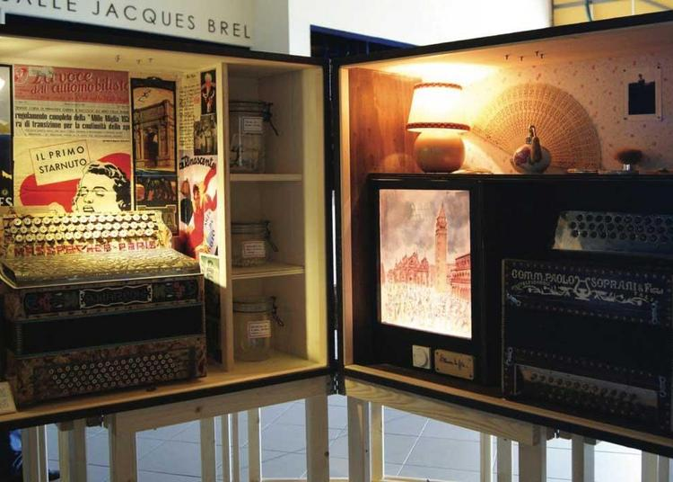 Accordéons & Souvenirs de Voyage à Bruz