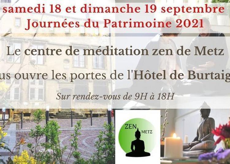 Accordez-vous Un Moment Zen En Visitant Cet Hôtel Particulier Du XVIe Siècle à Metz