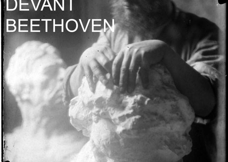 Accrochage - Bourdelle Devant Beethoven à Paris 15ème