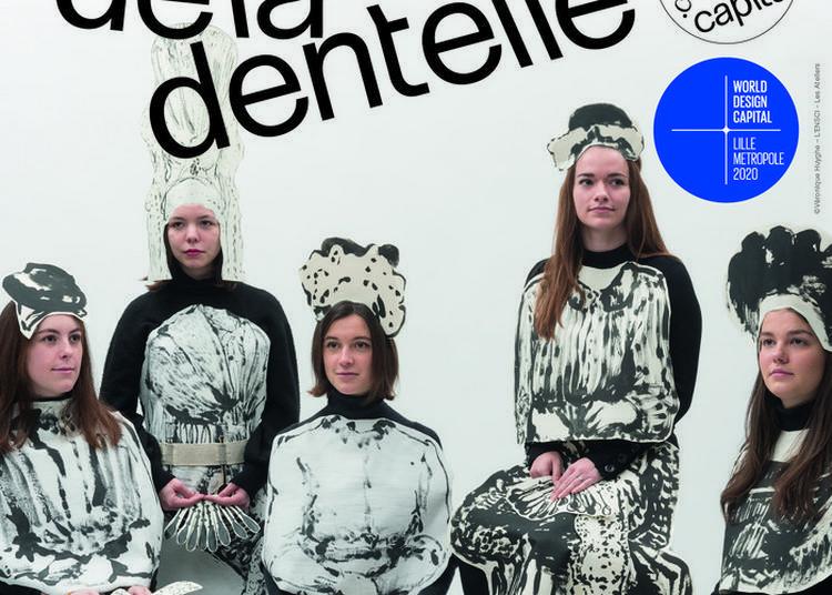 Accrochage Le Genre De La Dentelle, L'ensci - Les Ateliers, Paris à Calais