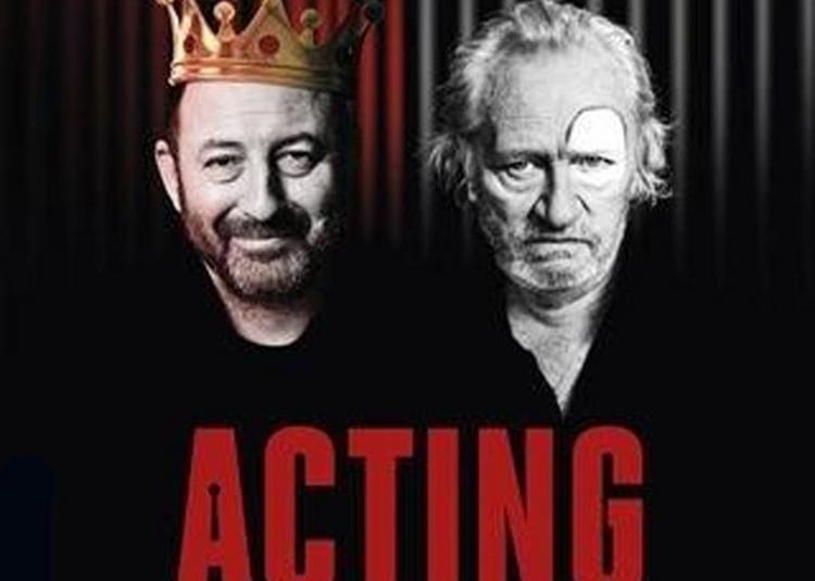 Acting à Saint Etienne