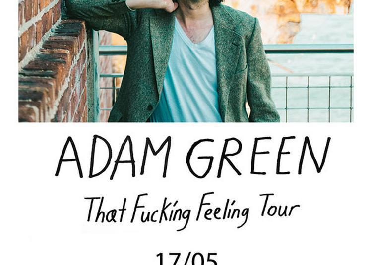 Adam Green à Paris 19ème