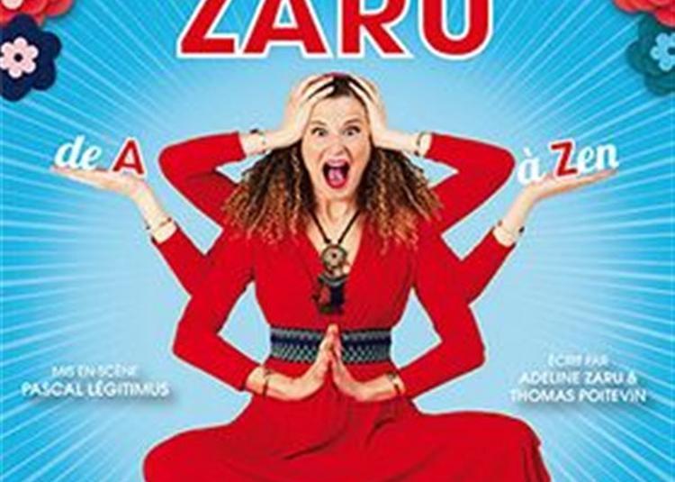Adeline Zaru Dans De A à Zen à Paris 10ème