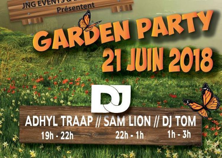Adhyl Traap - Sam Lion - Dj Tom (Fête de la Musique 2018) à Aix les Bains