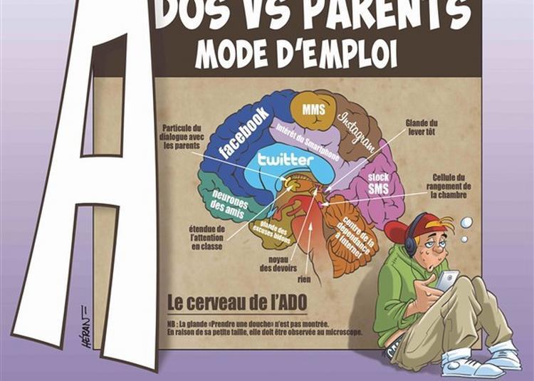 Ados Vs Parents Mode D'Emploi à Cabries