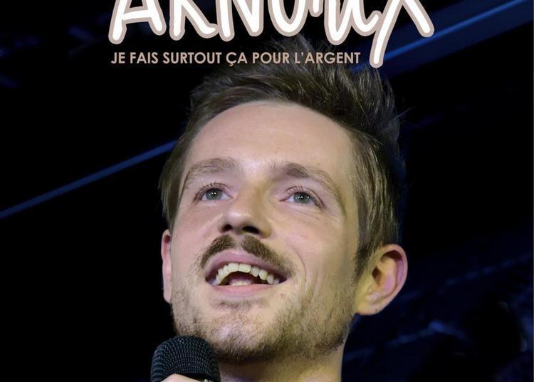 Adrien Arnoux à Paris 4ème