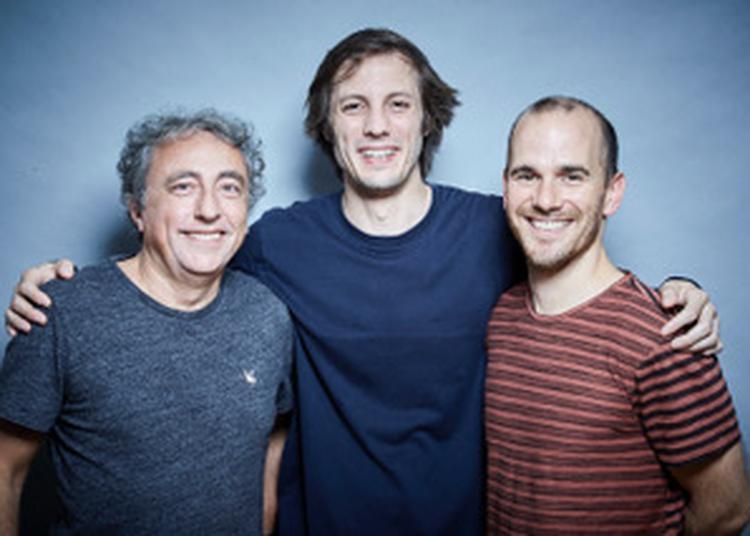 Adrien Chicot Trio à Paris 1er