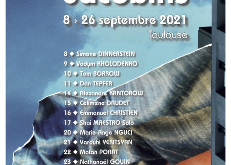 Festival Piano aux Jacobins 2021